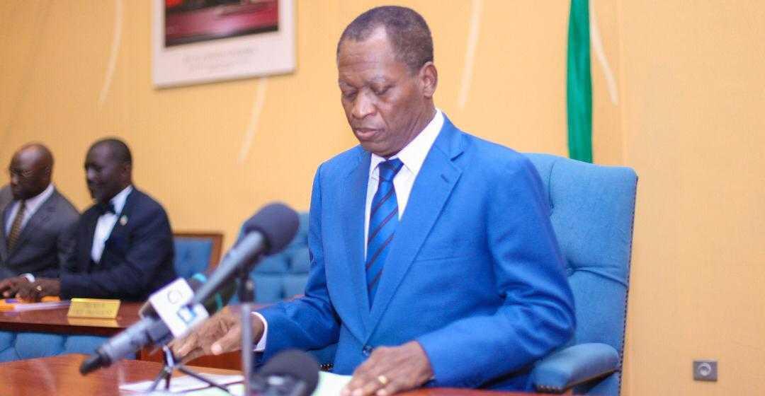 Gabon: Julien Nkoghe sollicite l'appui du CESE dans les réformes du gouvernement