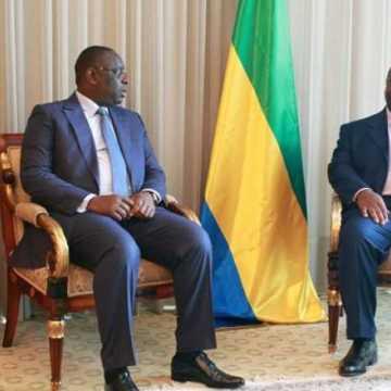Gabon: Macky Sall attendu à Libreville ce dimanche.