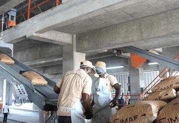 Cimaf Gabon : Plus de 500 emplois en perspective avec la construction d'une nouvelle usine à Ntoum