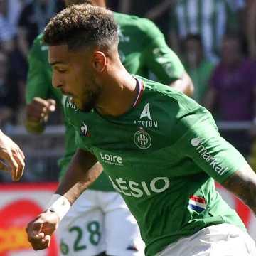 FOOTBALL: DENIS BOUANGA DÉBLOQUE SON COMPTEUR