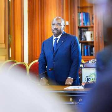 """Il faut appliquer la tolérance zéro"" – Ali Bongo Ondimba"