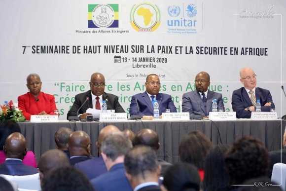 BIENTÔT DE NOUVELLES DISPOSITIONS POUR FAIRE TAIRE LES ARMES EN AFRIQUE