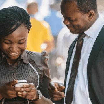GABON PREMIER PAYS LE PLUS CONNECTÉ DE L'AFRIQUE CENTRALE