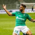 FOOTBALL: DENIS BOUANGA OFFRE LE POINT À SAINT-ETIENNE