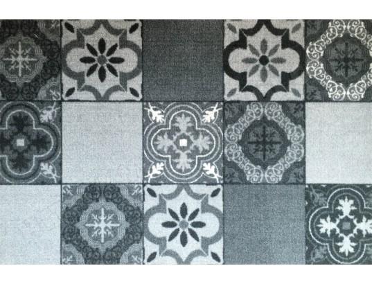 pegane tapis de cuisine en polyamide carreaux de ciment dim 50 x 75 cm pegane ma 82ca183tapi 0hk7w