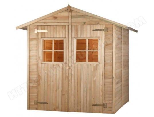 madeira madeira abri de jardin en bois combloux traite autoclave 3 8 m2 12 mm 46977