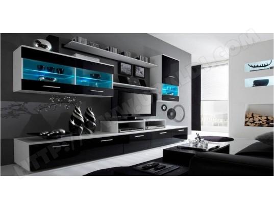 innovation ensemble de meubles meuble de salon unite murale meuble bas tv sale a manger ensemble de sejour contemporain avec ilumination led