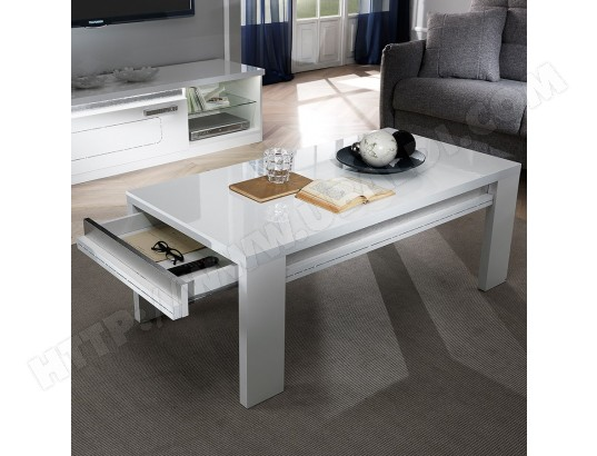 nouvomeuble table basse 120 cm blanche laque design nevahe ma 82ca182tabl ntw70