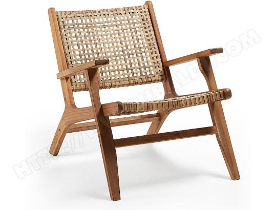lf fauteuil grignoon naturel