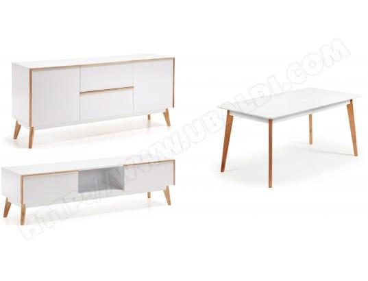lf bahut ensemble bahut meuble tv table meety