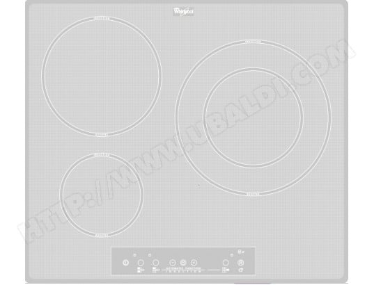 whirlpool plaque induction acm680newh