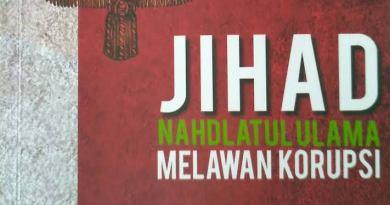 4 korosan buku jihad NU Melawan Korupsi Media Santri NU