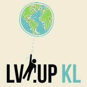 lvl up kl logo