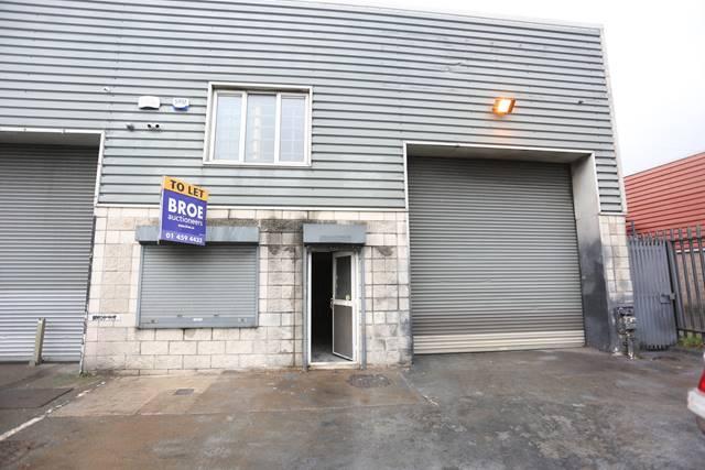 Unit 3 Crag Avenue, Clondalkin Industrial Estate, Clondalkin, Dublin 22