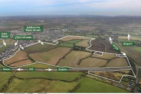 Killegland Farm, Ashbourne, Co. Meath – Approx. 241 acres with Residence – Superb Land Bank