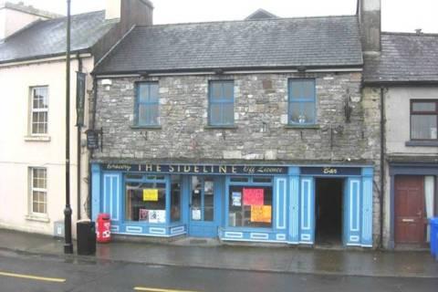 'The Sideline Bar', Frenchpark Village, Co. Roscommon
