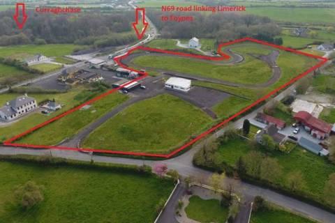 Former Kilcornan Karting Track, Kilcornan, Co. Limerick