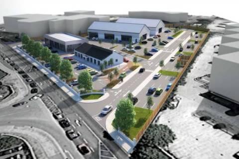 Newbridge Enterprise Park, Military Road, Newbridge, Co. Kildare