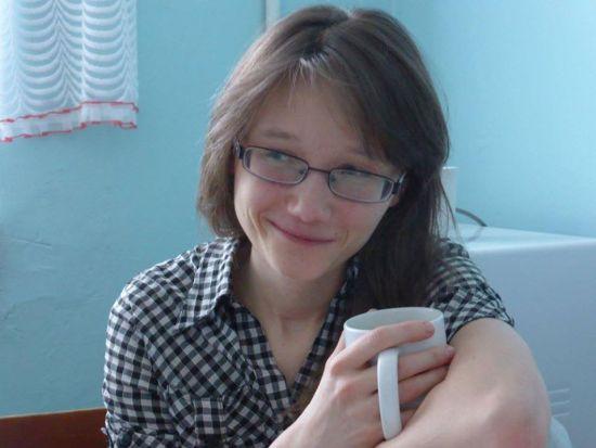 "Lena Klimova, founder of ""Children-404."" Photo: Facebook."