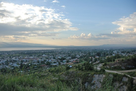 Bujumbura. Photo by Dave Proffer and used here with Creative Commons license.