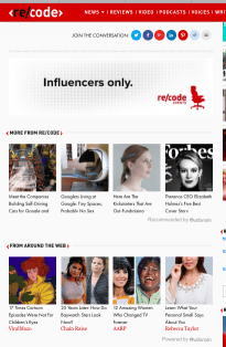 Many media properties include links to content provided by a third-party vendor, such as this one.