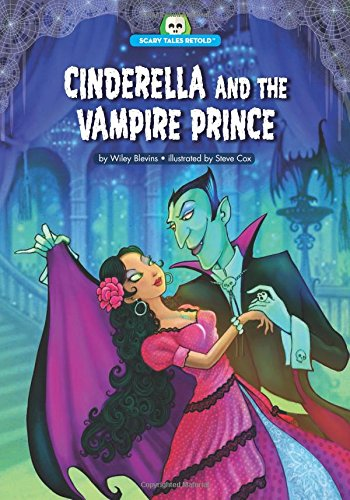 Cinderella and the Vampire Prince by Red Chair Press, used with permission