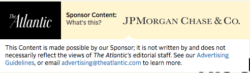 The Atlantic's approach to labeling. Screenshot.