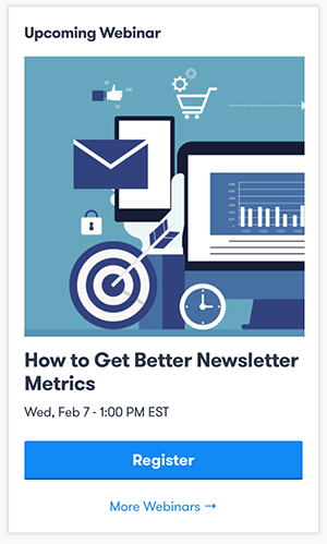 DigitalEd Panel: How to Get Better Newsletter Metrics