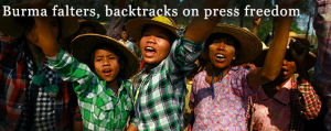 CPJ has actively reported on the lack of press freedom in Burma, calling on the government to veto the recent media law.