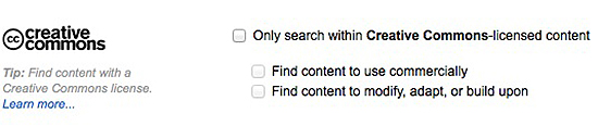 Using Flickr's Advanced Search will help you find available images.