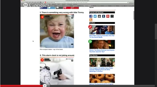 A screen share during the Mediatwits podcast on the future of radio