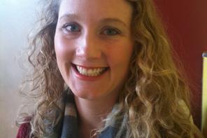 Laura Amico. Photo courtesy of Storybench.