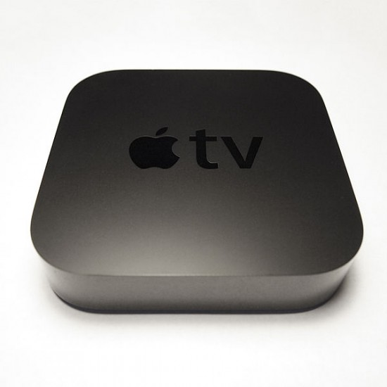 Second generation Apple TV. Picture courtesy of Wikimedia Commons.