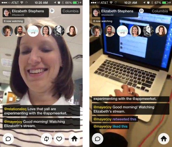 Quick Meerkat Test Shows Potential for Journalists