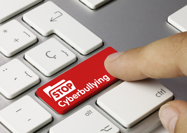 Stop cyberbullying.