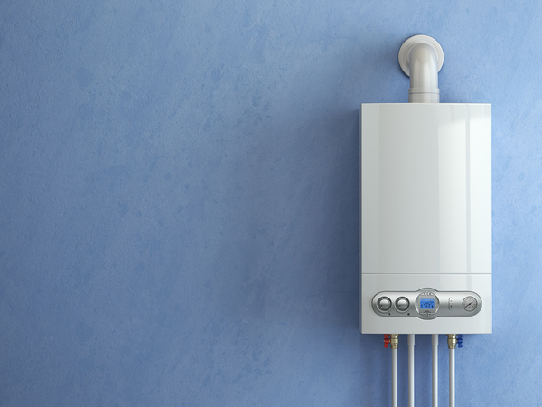 Tankless water heater defects