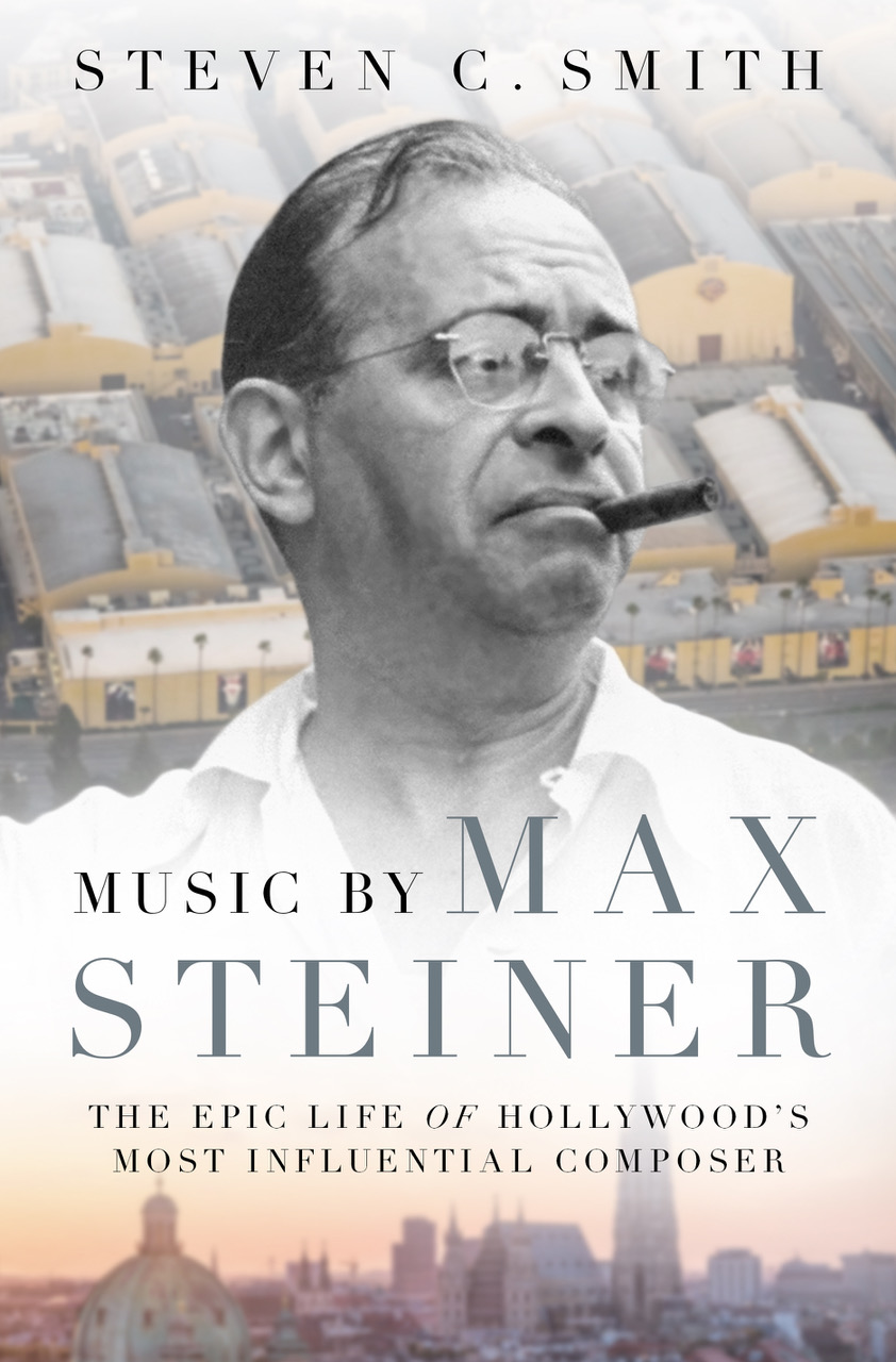 book cover photo of Max Steiner