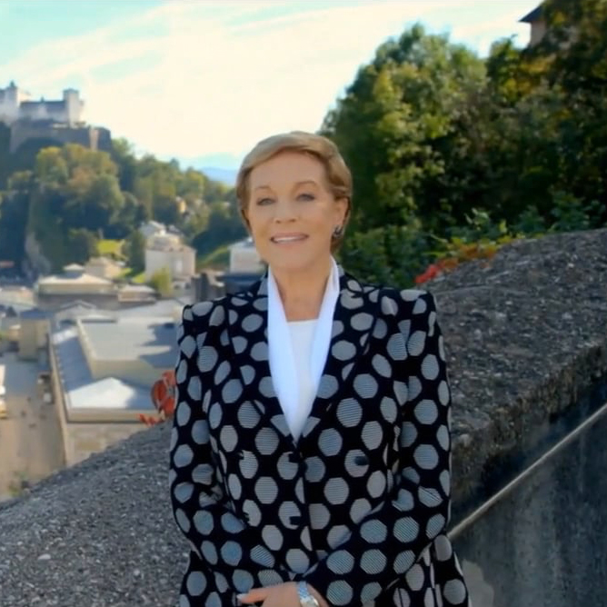 The Sound of a City: Julie Andrews Returns to Salzburg
