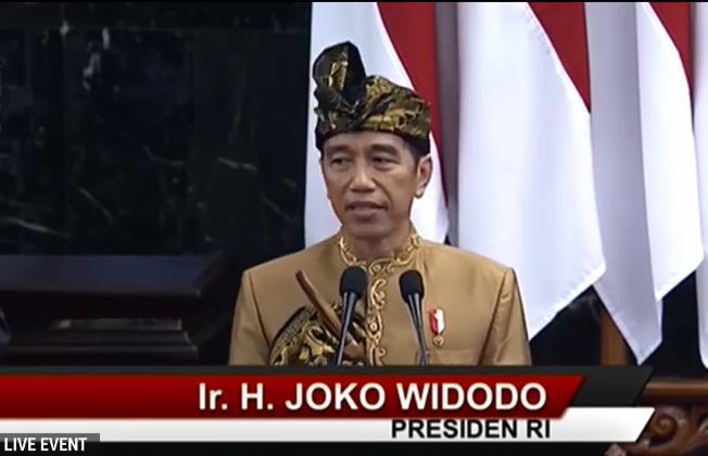 Presiden Jokowi : Kedaulatan Data Harus Diwujudkan