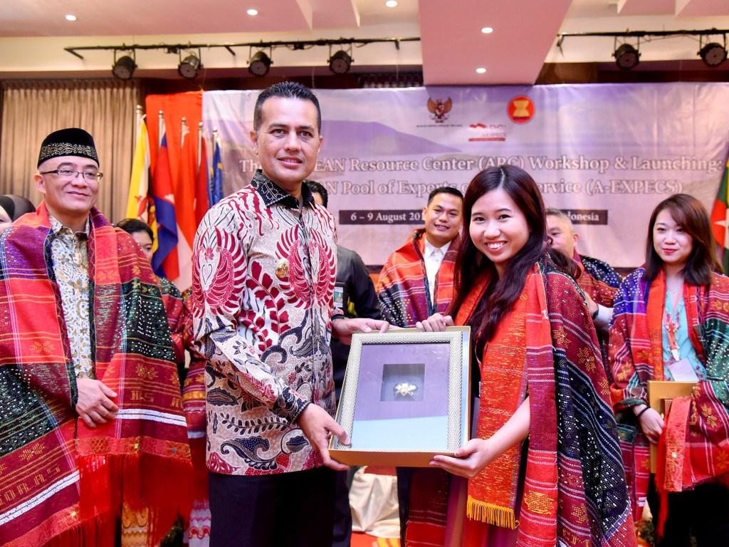 Top, Ratusan PNS se-ASEAN Berkumpul di Medan dan Samosir