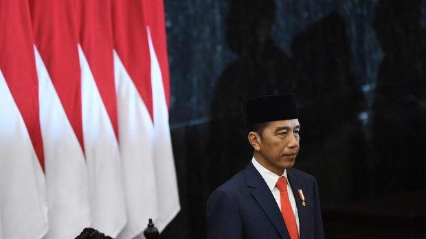 Jokowi dan Isteri Sampaikan, Lebaran Kali Ini Menuntut Pengorbanan Kita