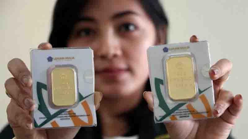 Emas Antam Diprediksi akan Berkilau di Akhir Tahun