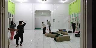 Pencurian dan Perusakan Masjid Amal Silaturrahim di Medan Rugikan Ratusan Juta Rupiah