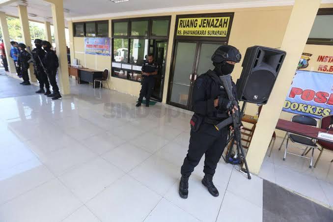 Cuma Setengah Jam, Densus 88 Lumpuhkan Teroris di Hamparanperak