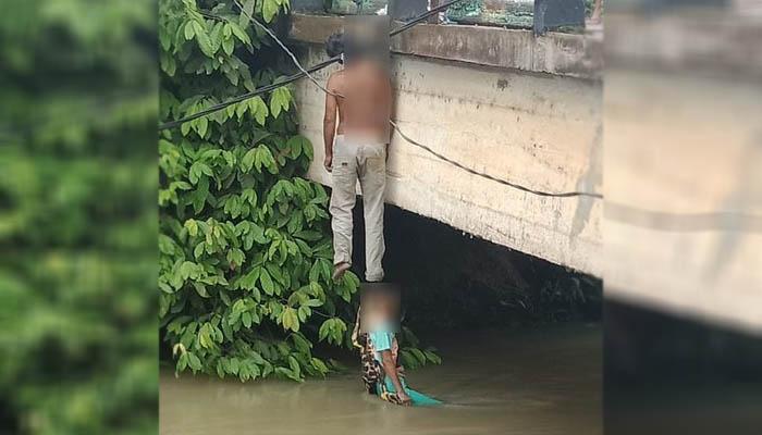 Polres Labuhanbatu Dalami Tewasnya Pasutri yang Tergantung di Kolong Jembatan