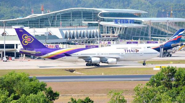 Bandara Internasional Phuket, Thailand Ditutup Sementara