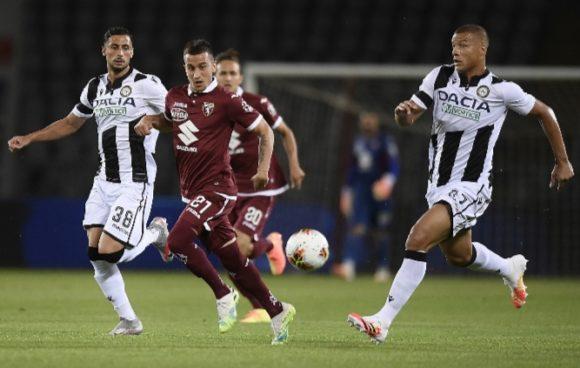 Sebuah Gol, Torino Kalahkan Udinese