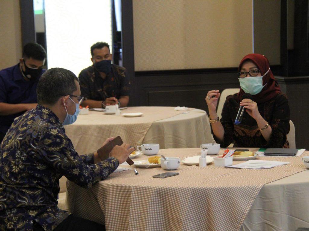 Pandemi Covid 19, BPJS Kesehatan Medan Berikan Kemudahan Pelayanan