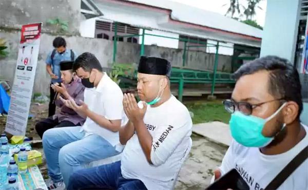 Ibu-ibu di Medan Johor Katakan Ini Kepada Bobby Nasution
