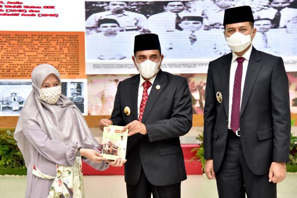Hari Pahlawan : SM Amin Dianugerahi Gelar Pahlawan Nasional